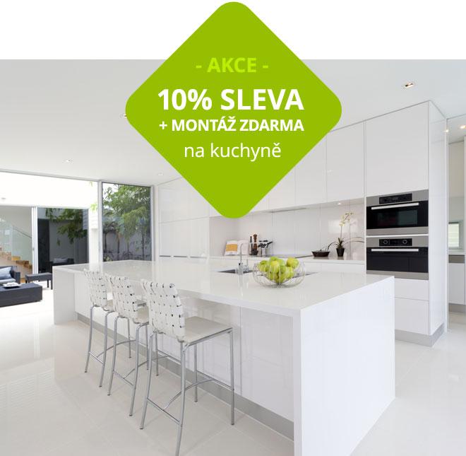 e77736508cf7 TN Interier - AKCE SLEVA 10% a montáž ZDARMA na kuchyně